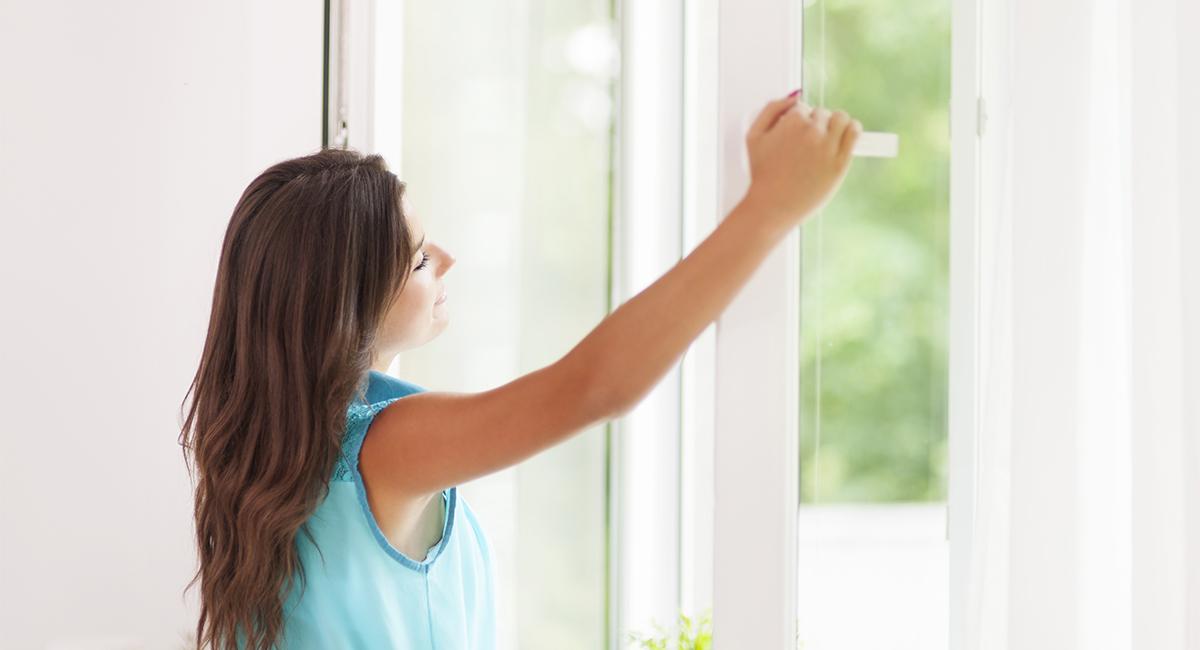 Как заставить окна дышать