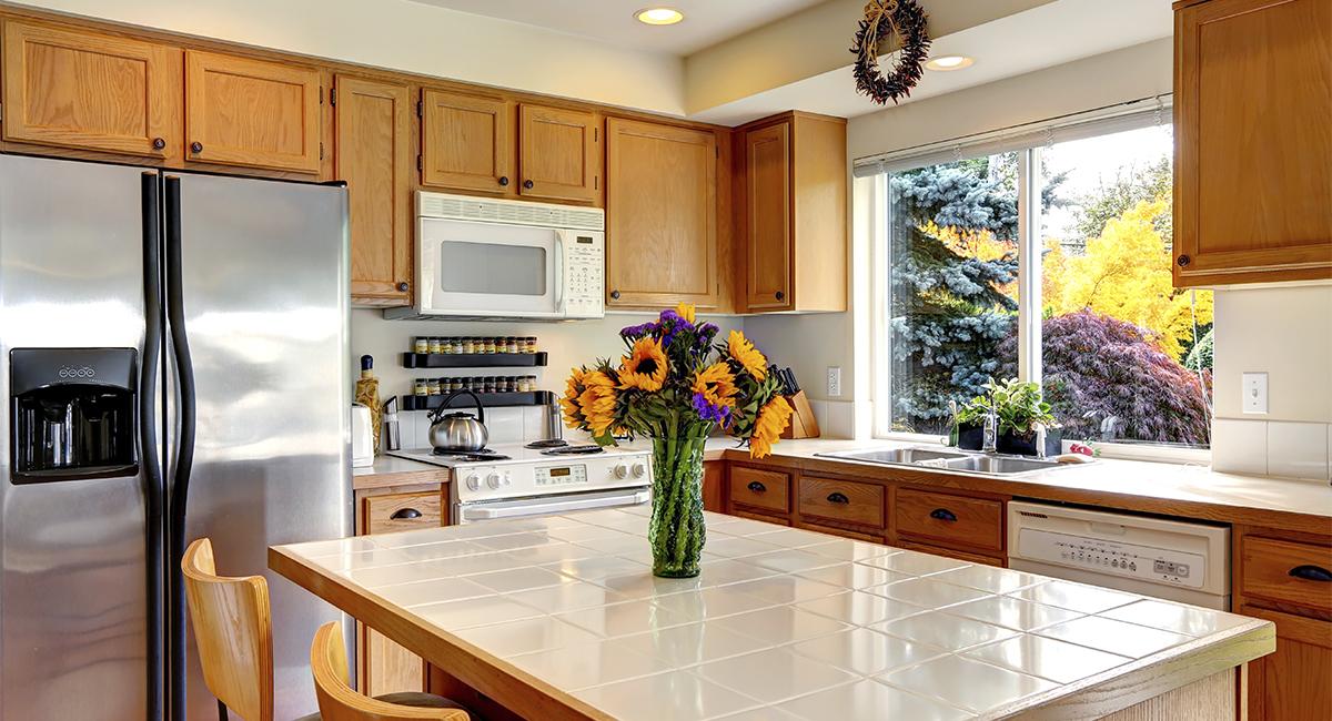 Кухонное окно: тонкости выбора