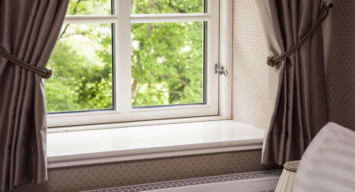 Как сделать окна красивыми