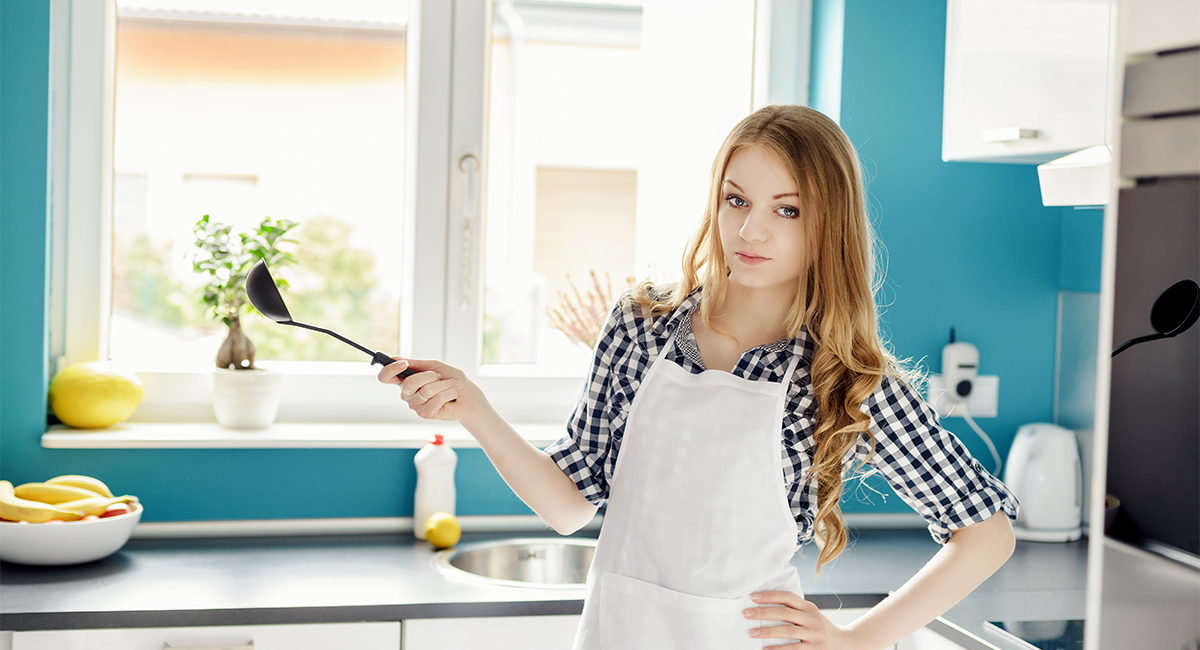 Советы по поводу кухонного окна