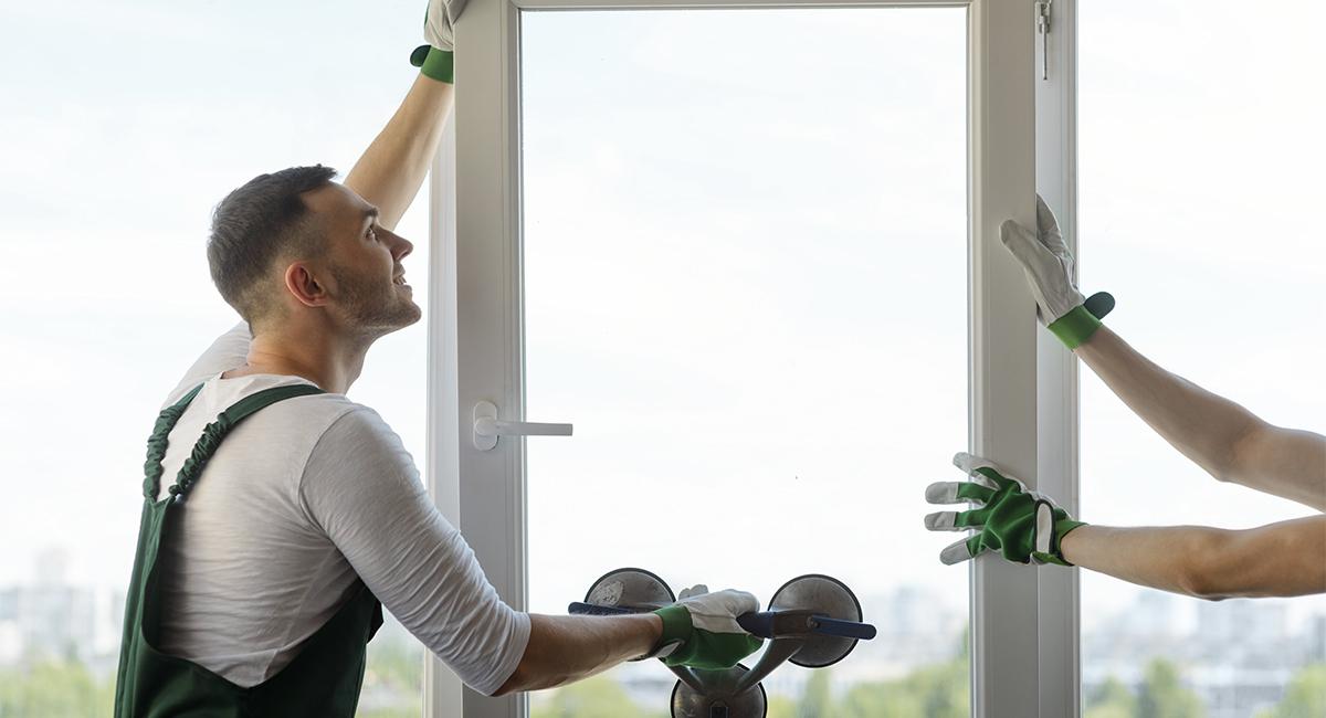 Как осуществить замену стеклопакета?