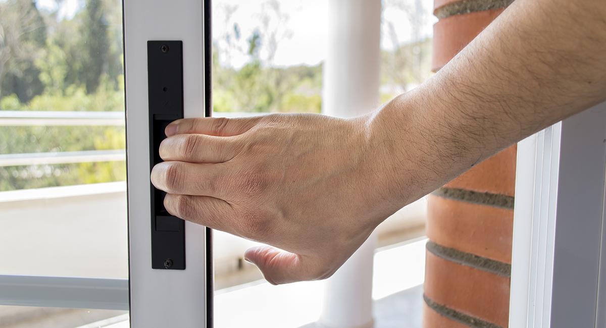 Как отрегулировать алюминиевые окна