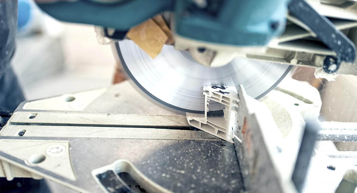 Обрезание стеклопакетов